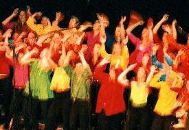 Frauen im Chor